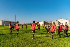 عکاسی تبلیغاتی تیم فوتبال جوانان