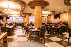 نمای داخلی رستوران هتل