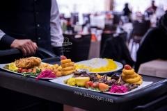 عکاسی از رستوران هتل آسمان