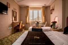 اتاقهای هتل آسمان
