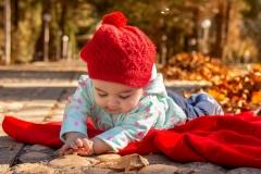 استودیو- لحظه نگاری عکاسی از نوزاد