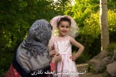 عکاسی از کودک و مادر