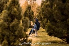 عکاسی خانوادگی پاییزی