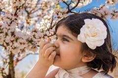 عکاسی-کودک-فضای-باز