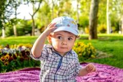 عکس از کودک