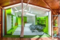 عکاسی معماری مرکز توتیا