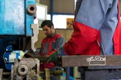 عکاسی صنعتی فولاد بام