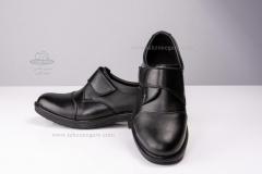 عکاسی تبلیغاتی از کفش مردانه-استودیو لحظه نگاری
